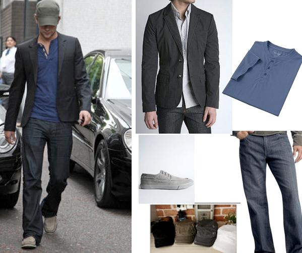 Look casual urbano para hombres