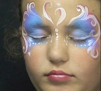 Maquillaje infantil
