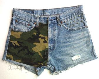 short pantalones customizados1