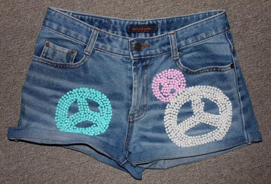 short pantalones customizados3
