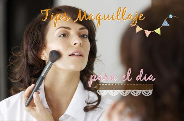 tips maquillaje dia